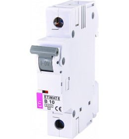 Automatski osigurač 10A 1-polni 6 kA B Eti
