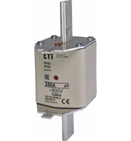 Nožasti osigurač NH3C 250A 500V