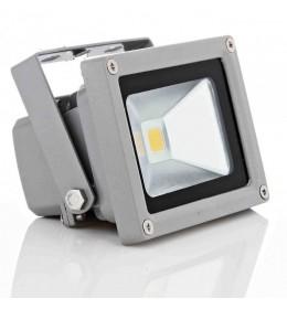 LED reflektor 10W 6000K IP65 siva Hyundai