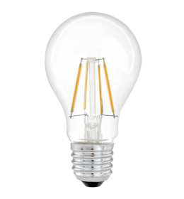 Sijalica LED E27 Edison 4W A60 toplo bela Eglo 11491