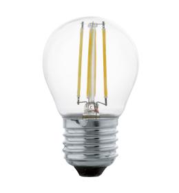 Sijalica LED E27 G45 4W Edison toplo bela Eglo 11498