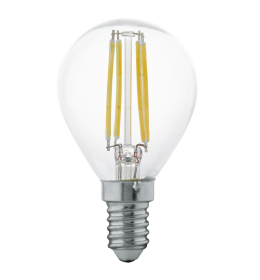 Sijalica LED E14 P45 kugla Edison 4W toplo bela Eglo 11499