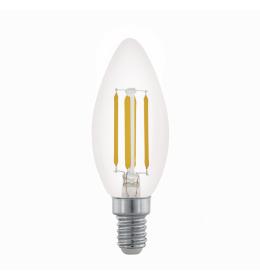 Sijalica LED E14 Edison 3.5W C35 toplo bela Eglo 11704