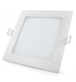 LED panel 12W 6000K ugradni 172x172mm