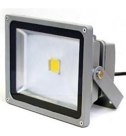 LED reflektor 20W 6000K IP65 siva Hyundai