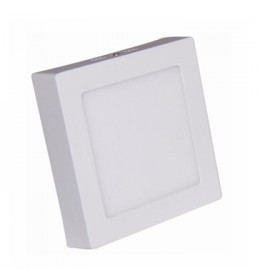 LED panel 6W 6000K nadgradni 120x120mm