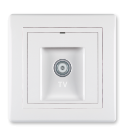 Priključnica antenska TV završna za individualne sisteme