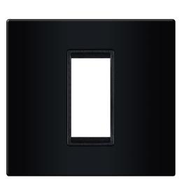 Okvir 1M crna sa crnim nosačem Aling EXP