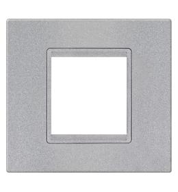 Okvir 2M silver sa silver nosačem Aling EXP