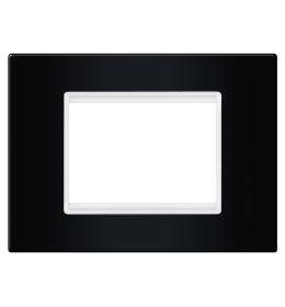 Okvir 3M crna sa belim nosačem Aling EXP