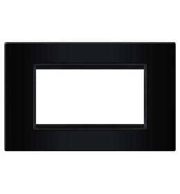 Okvir 4M crna sa crnim nosačem Aling EXP