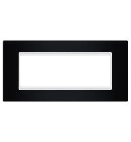 Okvir 6M crna sa belim nosačem Aling EXP