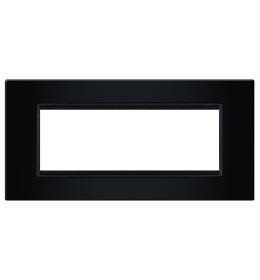 Okvir 6M crna sa crnim nosačem Aling EXP