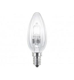 Halogena EcoClassic sveća 28W E14 B35 230V  Philips
