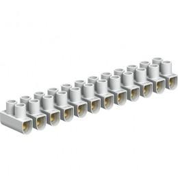 Redna stezaljka 1,5-6mm2/12 bela OBO