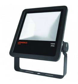 LED Reflektor 150W 230V 4000K CRNI IP65 LEDVANCE