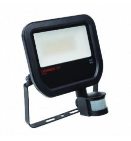 LED Reflektor.50W 230V CRNI 4000K SA SENZOROM IP65 100°LEDVANCE