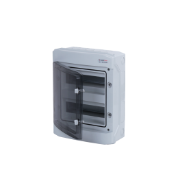 Kutija N24D za 24 osigurača nadgradna IP65 Tehnoplast