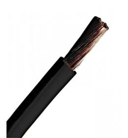 Provodnik P/F 6 mm² crni
