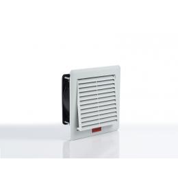 Ventilator 160x160 sa rešetkom 100m3/h IP54 Plastim