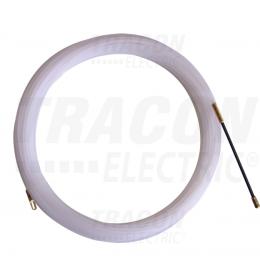 Sajla za uvlačenje provodnika PVC 10m fi3mm Tracon