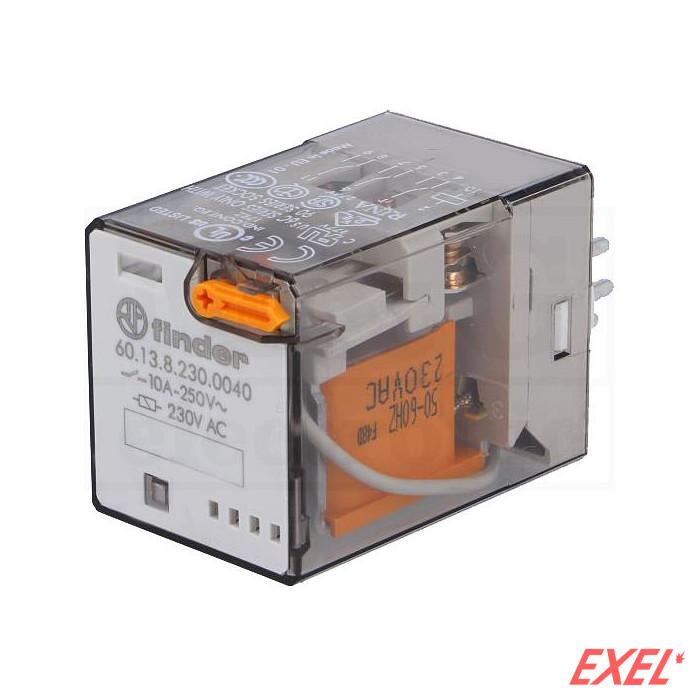 Rele 60.13 230v AC Finder