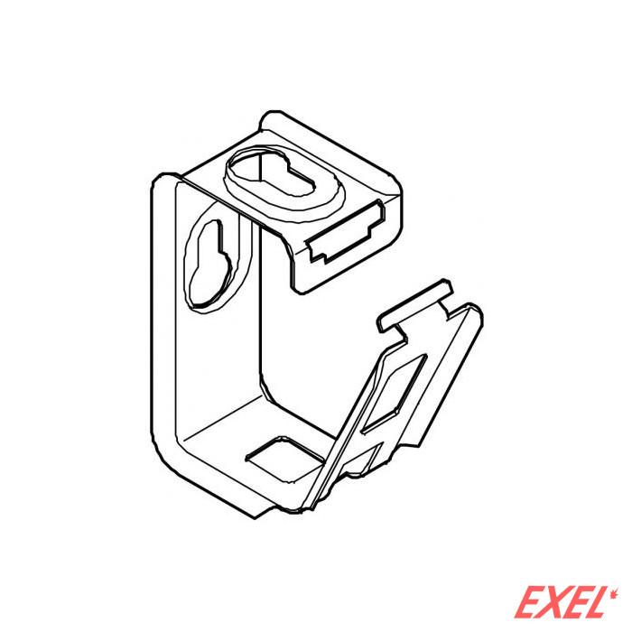 Obujmica GRIP za 15 x 3x1,5 kabl M15 FS OBO