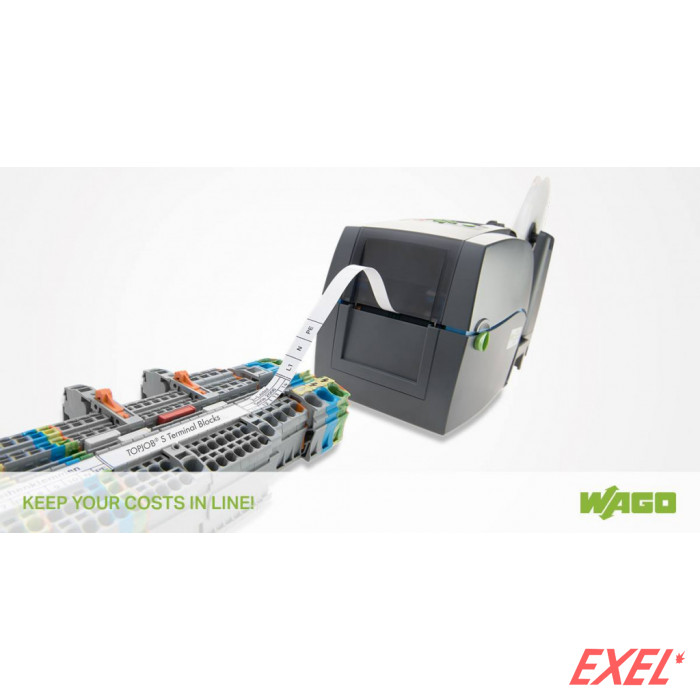 Štampač smartPRINTER set WAGO