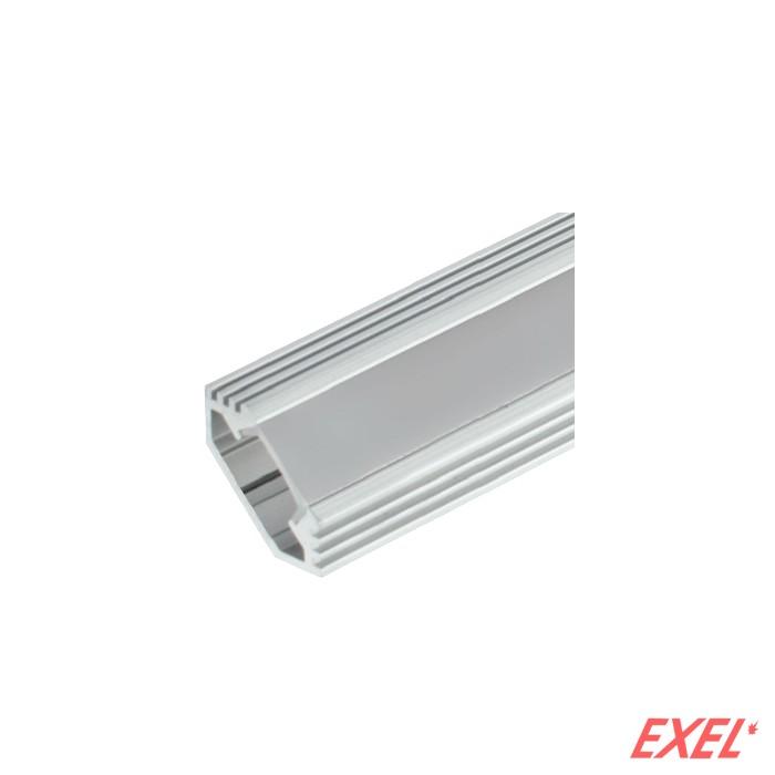 LED ALU profil  ugaoni 2m 99ACC15 Elmark