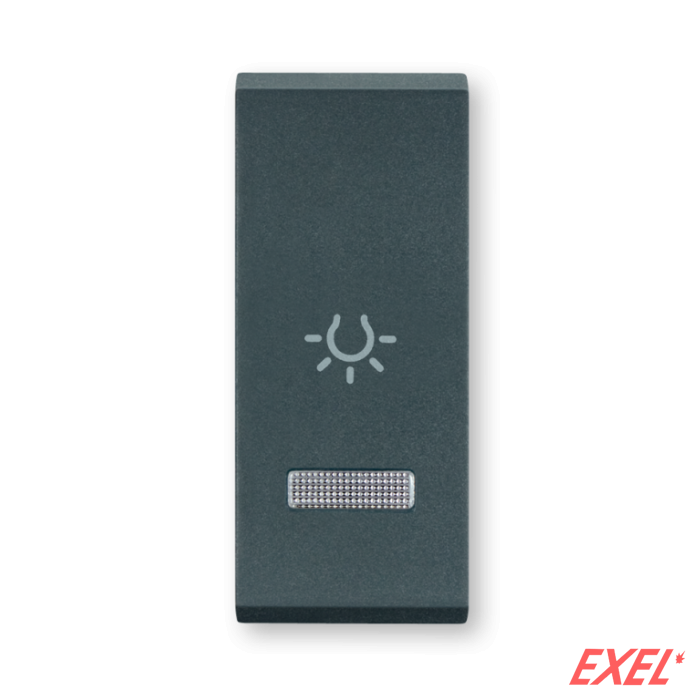 Taster sklopka za svetlo sa indikacijom 10AX/250V