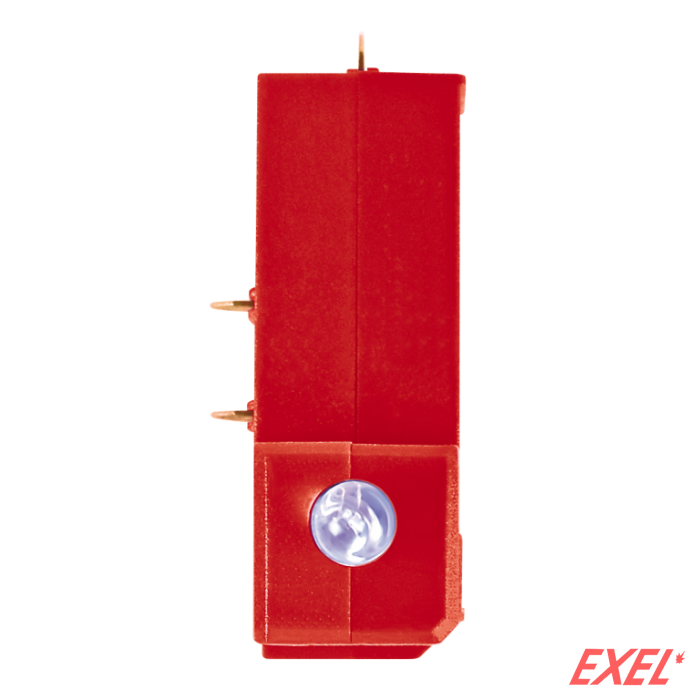 Tinjalica LED crvena 230V Aling EXP