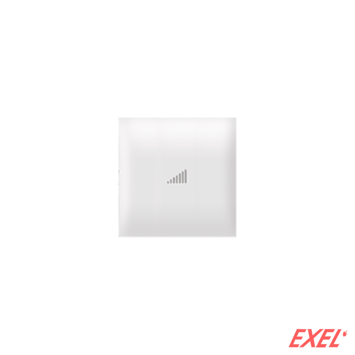 Taster EXP 2M sa oznakom pojačavanja, beli