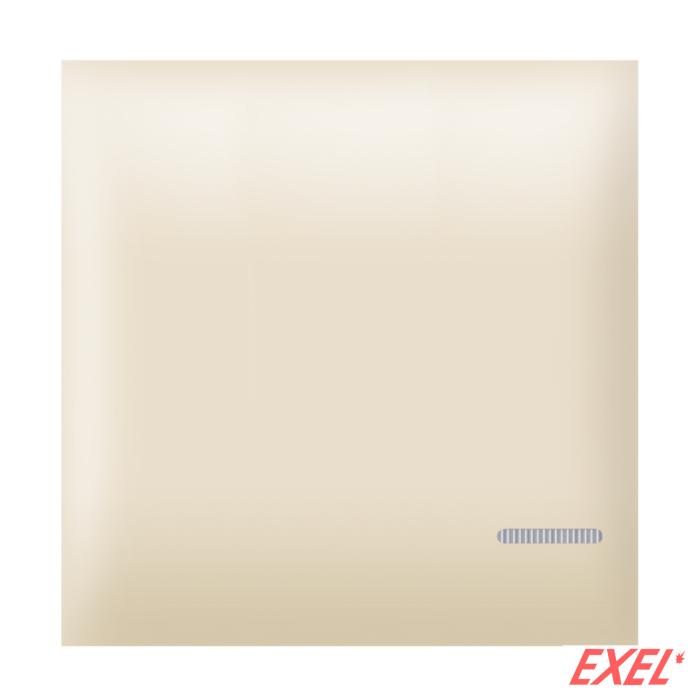 Tipka 2M sa indikacijom krem Aling EXP