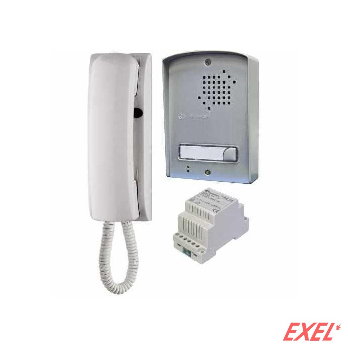 Audio Interfon 1UPD na zid 1+1 Farfisa