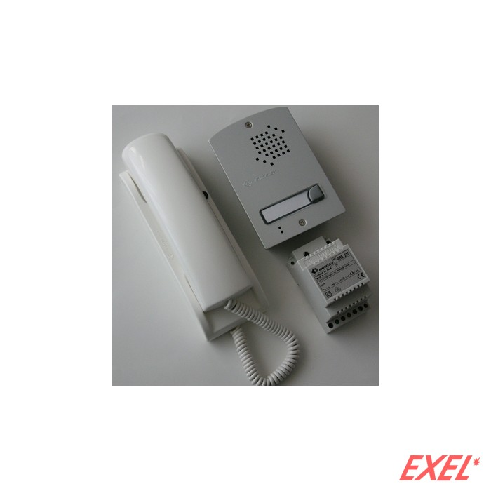 Audio Interfon 1UPD u zid 1+1 Farfisa