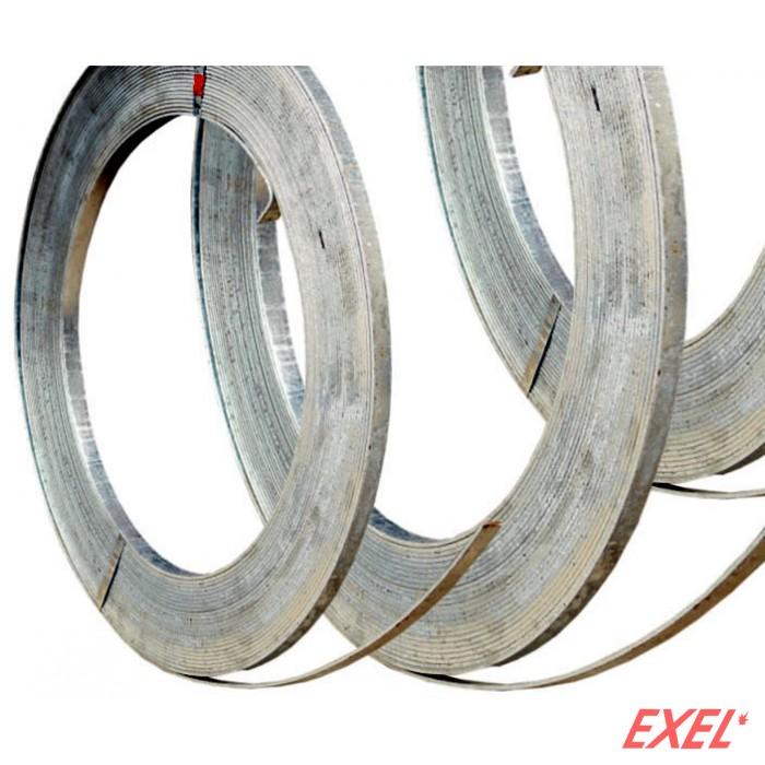 Pocinkovana traka za uzemljenje 25x4 mm2