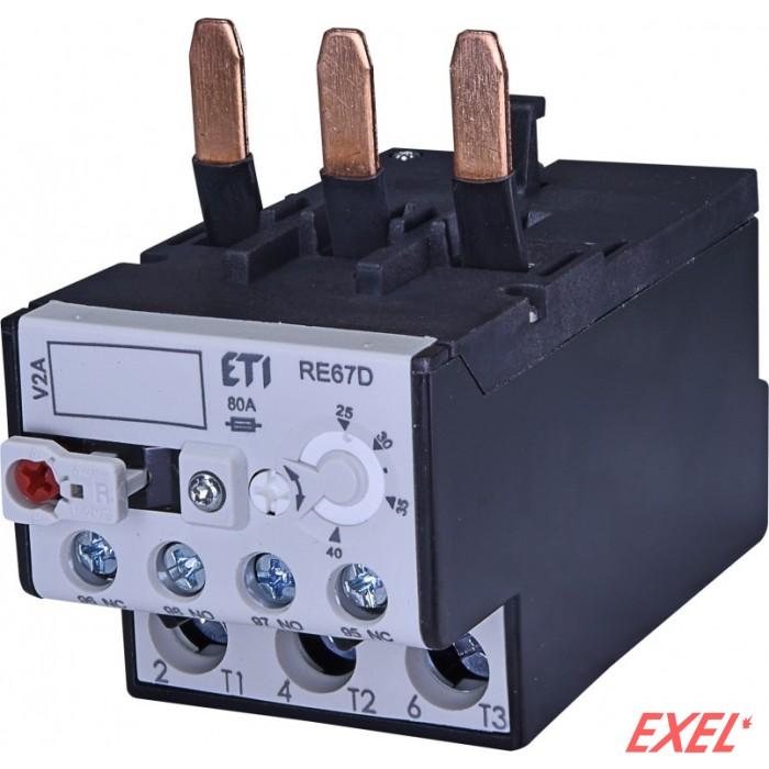 Bimetal RE67.2D 40-57A Eti