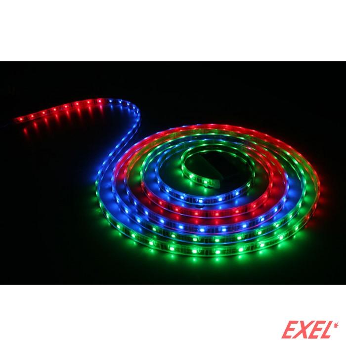 LED traka RGB 14.4W/m 60led IP20