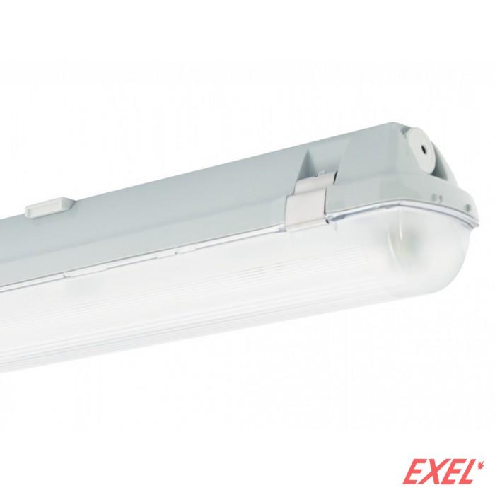 EPE Profi Ta60 2x18W T8 IP65
