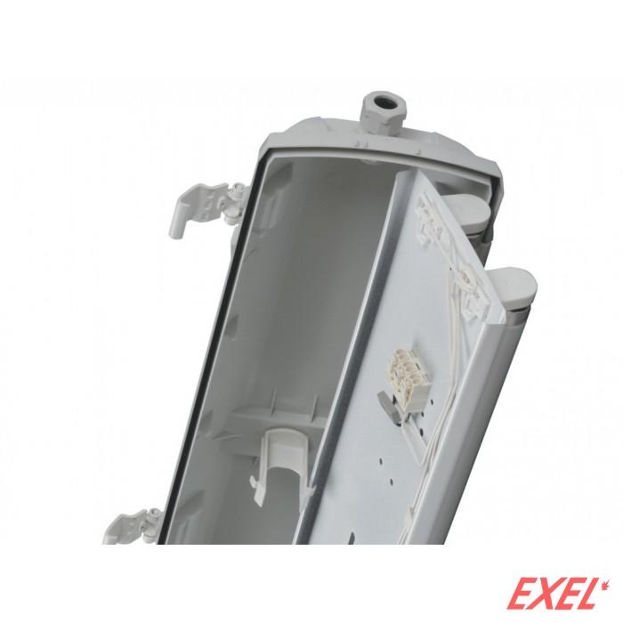 EPE Profi Ta60 1x36W T8 IP65