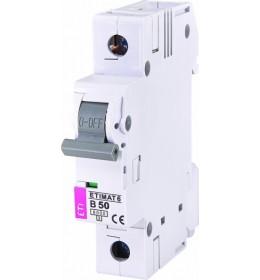 Automatski osigurač 50A 1-polni 6 kA B Eti
