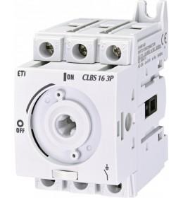 Kompaktna teretna sklopka CLBS 16 3P