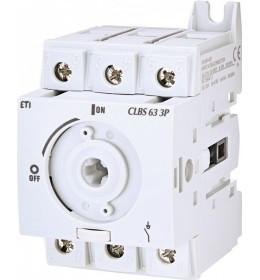 Kompaktna teretna sklopka CLBS 63 3P
