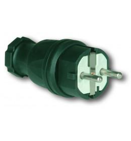 Industrijski utikač 16A/3p adapter šuko PCE