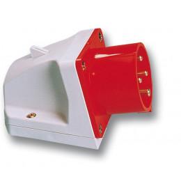 Industrijski utikač 16A/4p  nadgradni  PCE