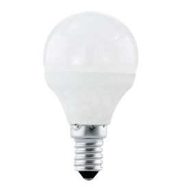 Sijalica LED E14 kugla mat 4W 3000K Eglo 11419