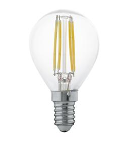 Sijalica LED E14 P45 kugla Edison 4W 2700K Eglo 11499