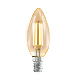 Sijalica LED E14 Edison 4W 2200K C35 Eglo 11557