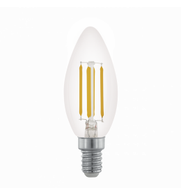 Sij.LED E14 sveća Edison 3,5W DIM.2700K Eglo