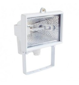 Reflektor halogeni 400W beli sa sijalicom